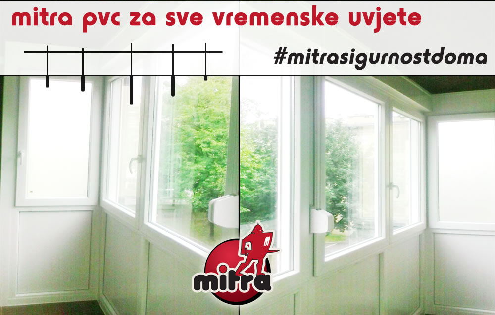 PVC stolarija Mitra.hr
