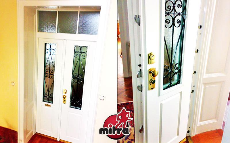 Protuprovalna vrata Mitra